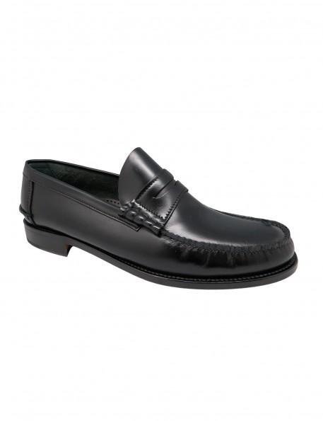 mocasín negro - 3100708