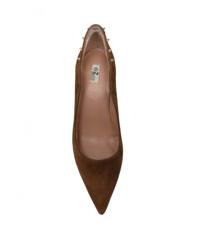 zapato ante taupe - 4937553