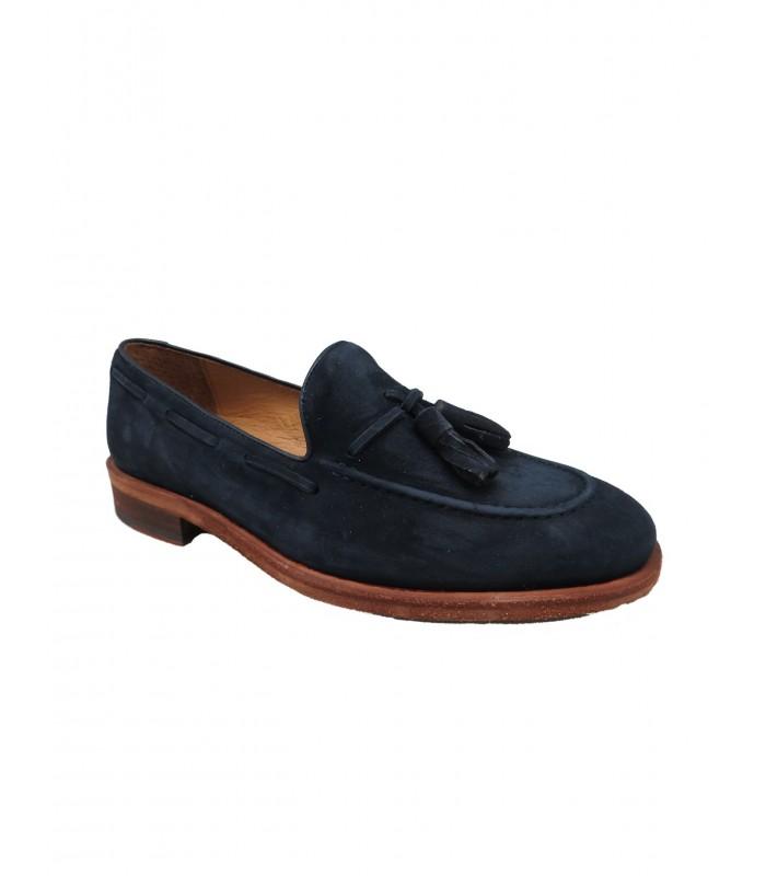 zapato azul - 676032A
