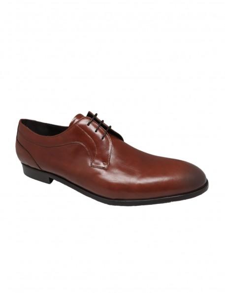 zapato cuero degradé