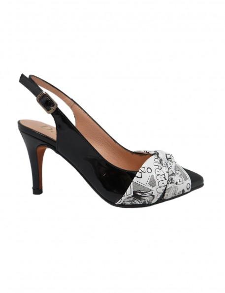 zapato cómic